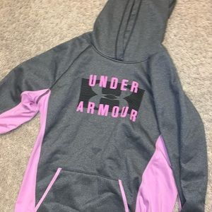 cute and comfy under armor hoodie